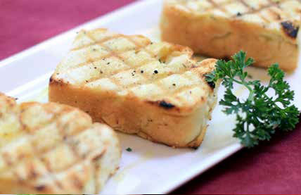 GRILLED HERB FOCACCIA